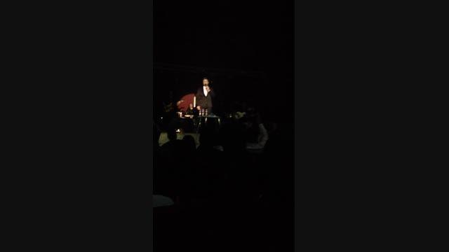 کنسرت محمد علیزاده در اصفهان