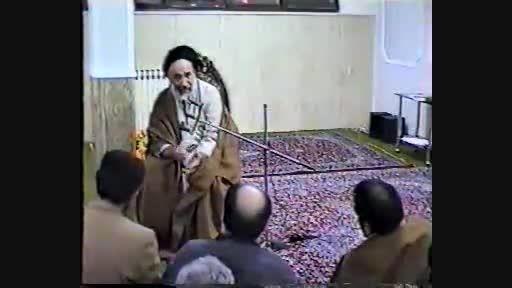 آیت الله سید حسن ابطحی