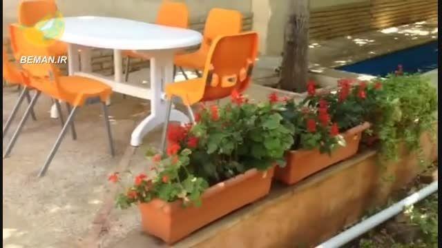 باغ ویلای لوکس و ارزان در کردزار شهریار
