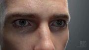 شبیه سازی سه بعدی صورت،اثری از  Chris Jones