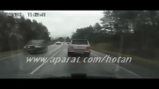 تصادف منجر به مرگ!!