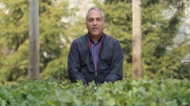 صحبت مهران مدیری برای عید نوروز امسال خخخخخخ