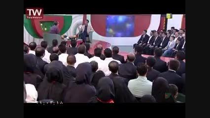 سوتی های پیامکی عادل فردوسی پور