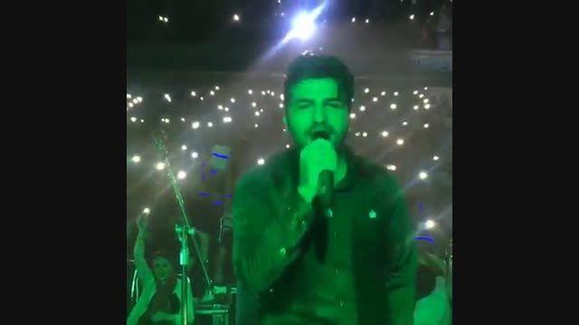 کنسرت مجید خراطها در شهرستان سقز