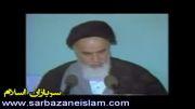 امام خمینی-ما اهل گریه سیاسی هستیم