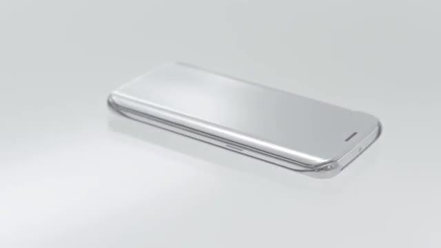 کاور Clear View برای Galaxy S6 و Galaxy S6 Edge