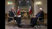 مصاحبه متفاوت احمدی نژادودکتر روحانی...