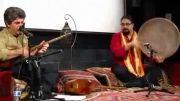 تنبور و آواز استاد علی اکبر مرادی