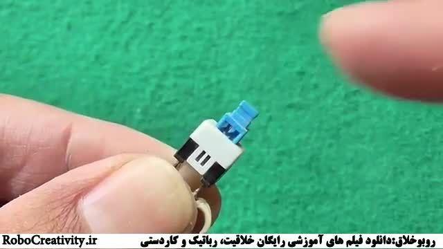 ساخت فن دست ساز RoboCreativity.ir