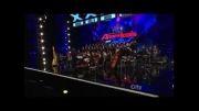 اجرای جمعی زیبا در گات تلنت