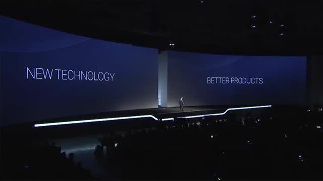 مراسم معرفی S6 Edge و Galaxy S6 - بخش اول