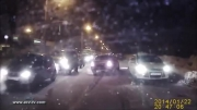 January 2014 Review Car Crash Compilation - NEW by CCC -)