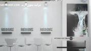 غرفه سازی شرکت صفوی آرت - غرفه های سفید