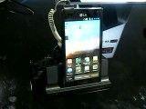 بررسی تلفن هوشمند LG Optimus 4X HD P880