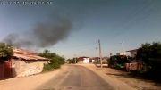 آتش سوزی خودرو-LPG