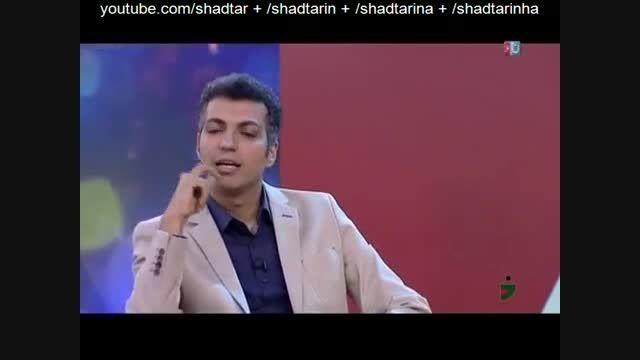 خندوانه - جناب خان و عادل فردوسی پور - 19 مهر ماه