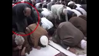 نماز خونذن خیلی خیلی باحال و خنده دار