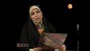 متن خوانی مژده لواسانی و فکر تو با صدای فرزاد فرزین