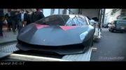 خاص ترین ماشین جهان در لندن!!