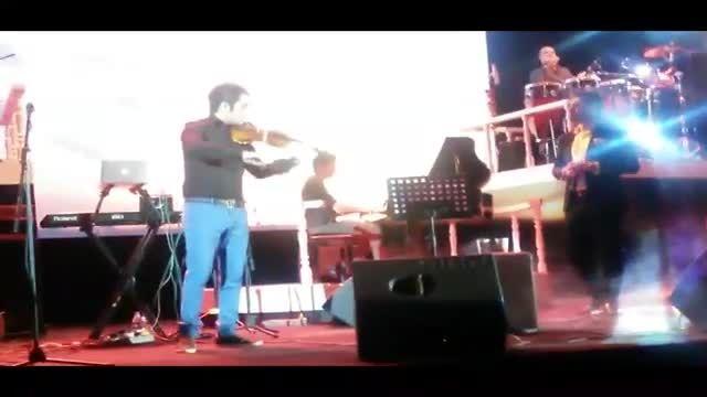 ویدئو  کنسرت تاوان با صدای   احسان خواجه امیری