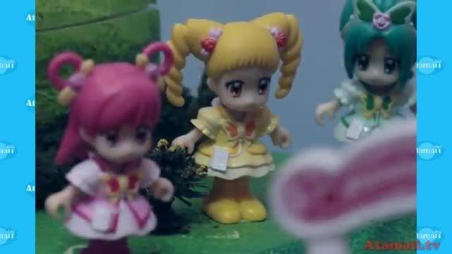 مینی عروسک پرتی کیور