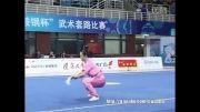 ووشو ، مسابقات داخلی چین فینال جی ین شو بانوان