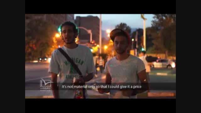 مستند کوتاه«عدالت آمریکایی»