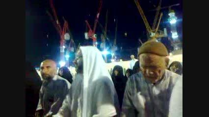 شبهای مسجد الحرام با زایران  خراسان جنوبی و بیرجندی
