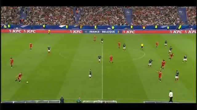 گلزنی ناینگولان در مقابل فرانسه
