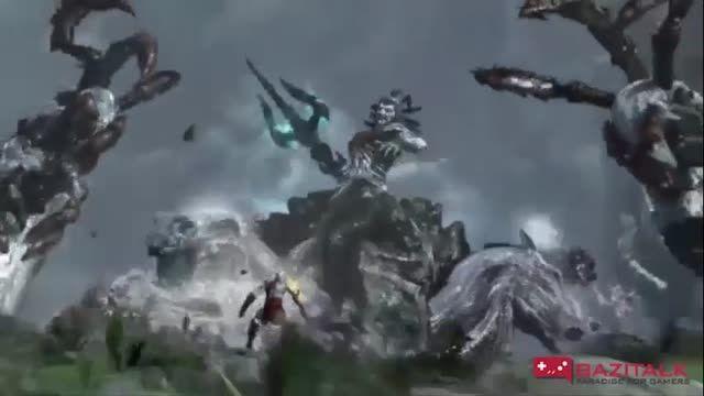 لانچ تریلر بازی God Of War 3