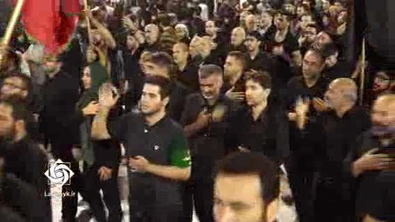 ویدئویی زیبا از موکب امام رضا(ع) در کربلای معلی