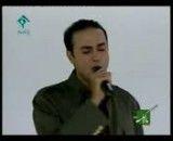 اجرای خاکستر شب-حمید حامی