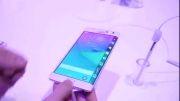 اولین ویدیو بررسی سامسونگ Galaxy Note Edge