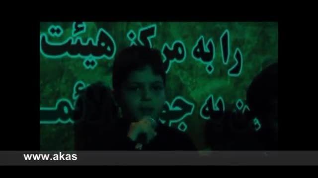 مداحی جواد تقی زاده و محسن مسعودی