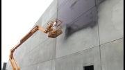اشنایی رنگ امیزی دیوار با دستگاه ایرلس