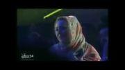 حضور احسان وسولماز (مهمانان ماه عسل) در کنسرت  علیزاده