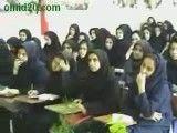 سخنرانی در مدرسه دخترانه