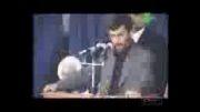 پاسخ احمدی نژاد به احساسات مردم