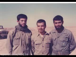 شهید مدافع حرم سردار حاج حمید مختاربند