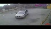 راننده سنگدل کودک را زیر گرفت و گریخت