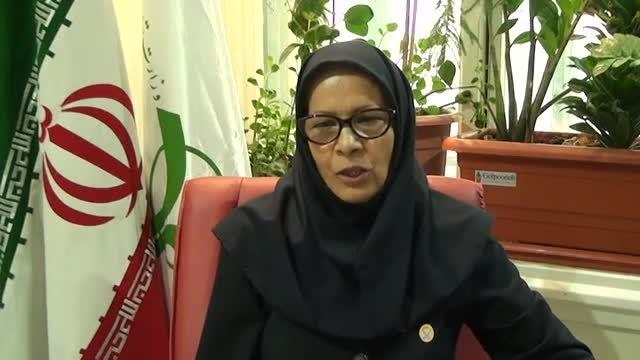 مصاحبه با خانم صالحی مدیرعامل انجمن آلزایمر ایران