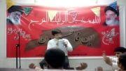 سرود شب شبه مستی مونه-کربلایی محمدحسین شیرازی فرد