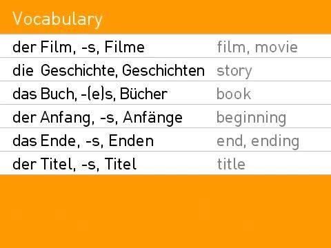 آموزش زبان آلمانی - درس 6