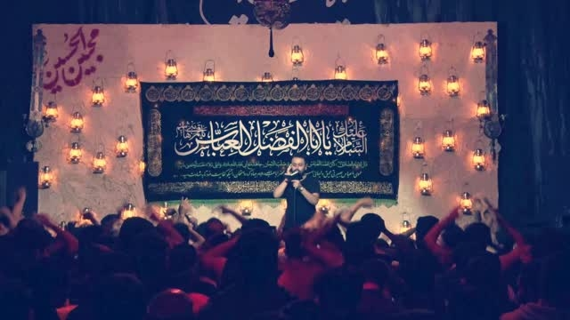 ممنونم دستمو رسوندی سید اکبر مصطفوی شب هفتم محرم1394