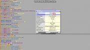 information/chat menu