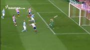 خلاصه بازی  اتلتیکو مادرید 5-0 مالمو
