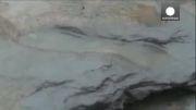 کشف قدیمی ترین ردپای انسان در اروپا -