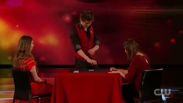 فینال مسابقات شعبده بازی-نمایش شعبده ی حرفه ایshin lim