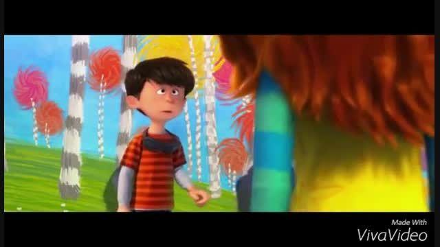 دوبله من از تد در انیمیشن لوراکس