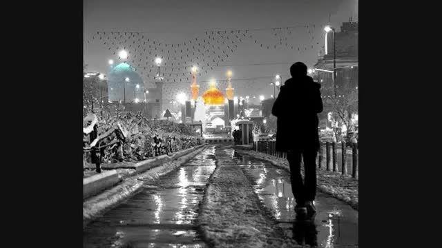 درددل با امام رضا - با نوای حاج میثم مطیعی